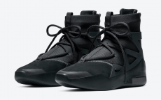 Nike Air Fear of God 1 Triple Black