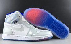 Jordan 1 Retro High Zoom White Racer Blue
