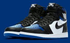 jordan 1 retro high black game royal