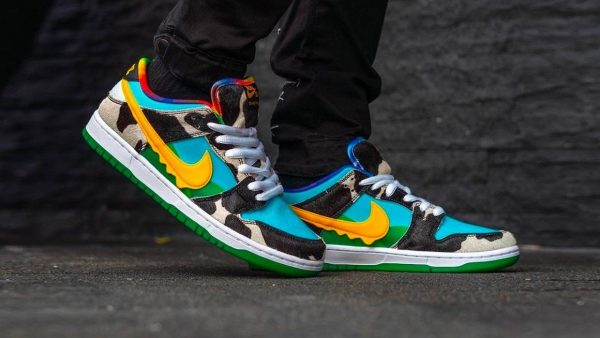 Nike SB Dunk Low Ben & Jerry's Chunky Dunky (F&F packaging)