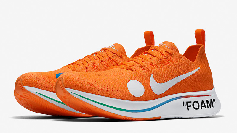 Shop Nike Zoom Fly Mercurial Off-White