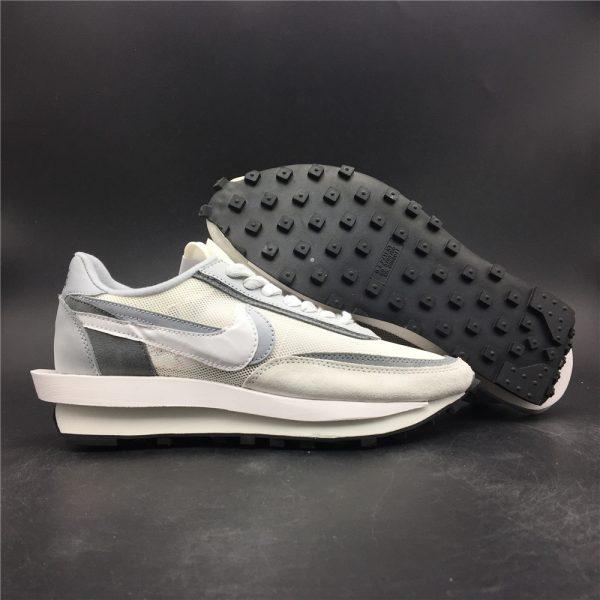 Nike LD Waffle Sacai White Grey
