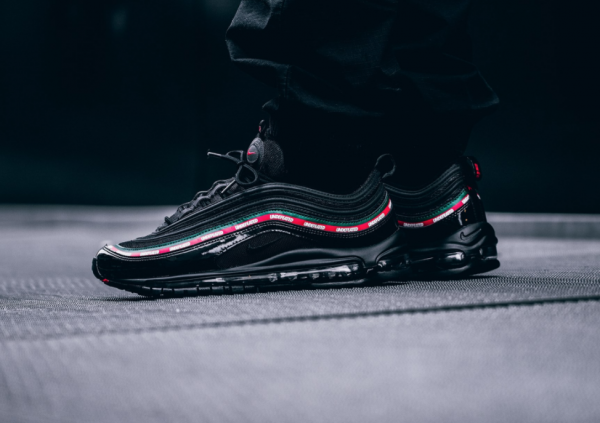 Nike Air Max 97 Undefeated Black (GS)