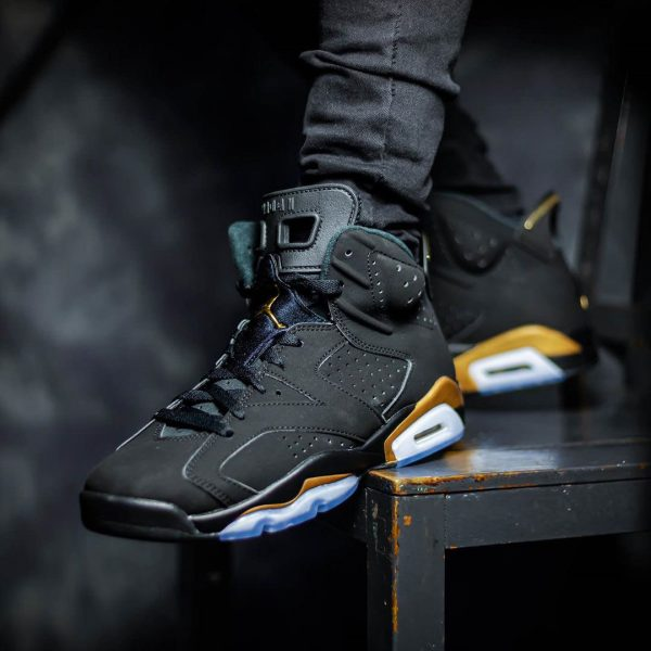 Jordan 6 DMP Black 2020