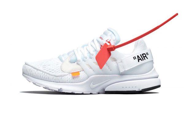 Air Presto Off-White White (2018)