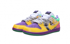 Shop Limited edition Nike SB Dunk Low IV Yellow