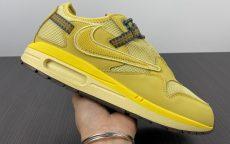 Max1 ts Travis Scott X Nike Air Max 1 'Wheat'